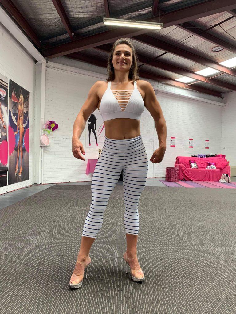 WBFF Posing Coaching Melbourne Bikini FitnessPosing Coach
