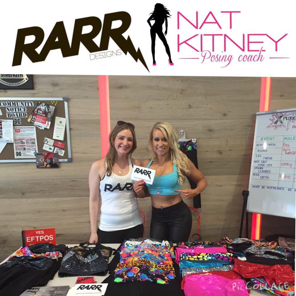 Nat Kitney Posing Coach RARR DESIGNS