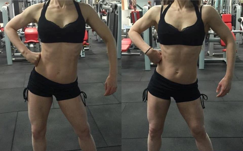 Posing tips bikini comp contestants