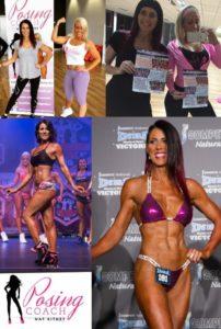 WFF & INBA Fitness Model & Posing Champion Christie