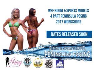 WFF Peninsula Class Bikini Sports Model Posing Class 2017
