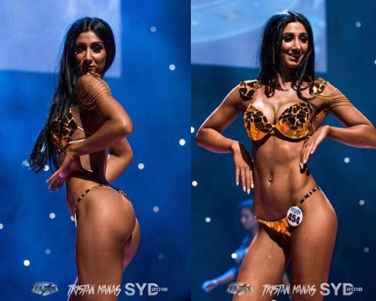 WBFF Fitness and Bikini Diva Posing Coaching - Posing Coach