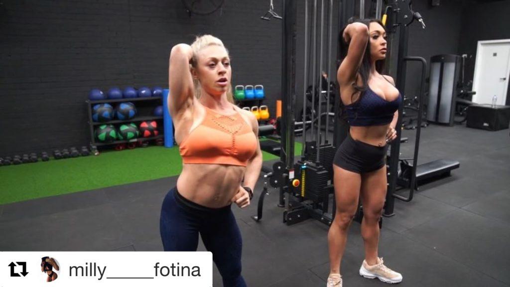 ICN-Bikini-fitness-posing-tips - Posing Coach