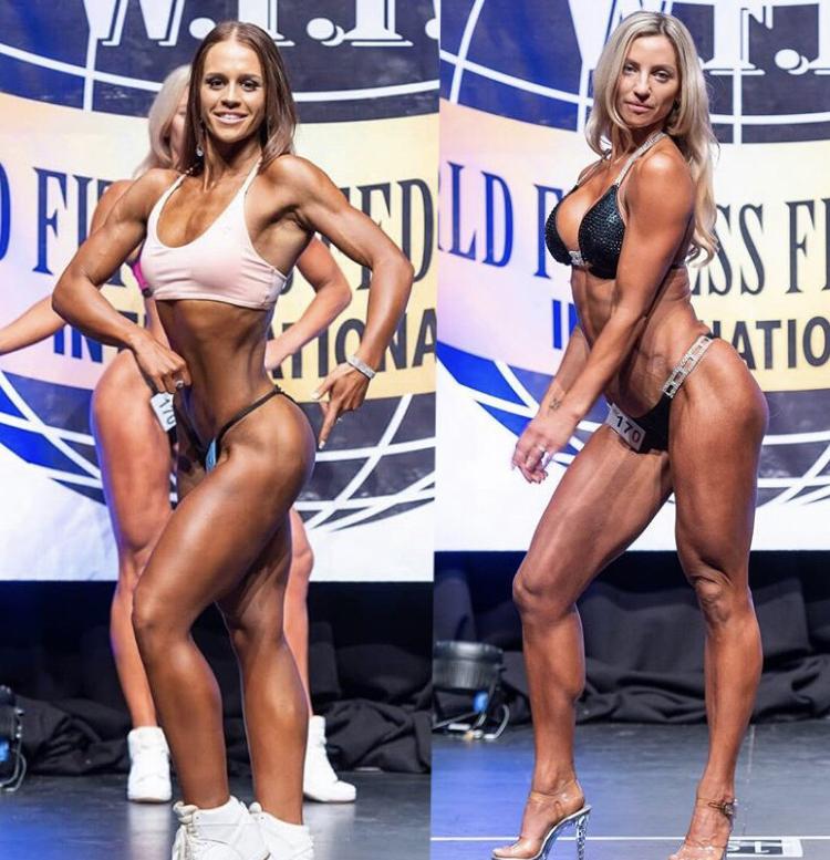 WBFF Posing Coach Melbourne Bikini Fitness Models