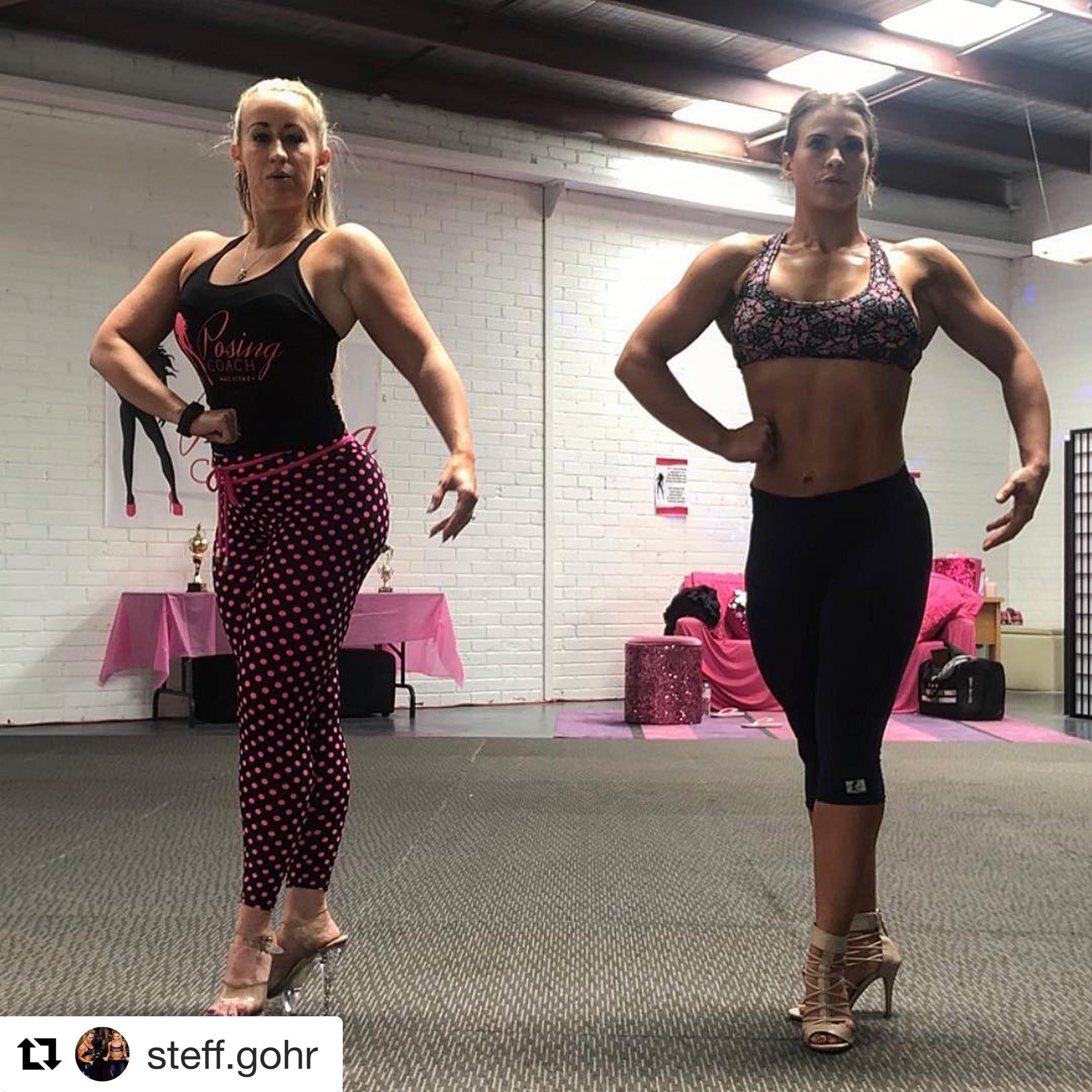 WFF Bikini & Sports Model Group Posing Workshop