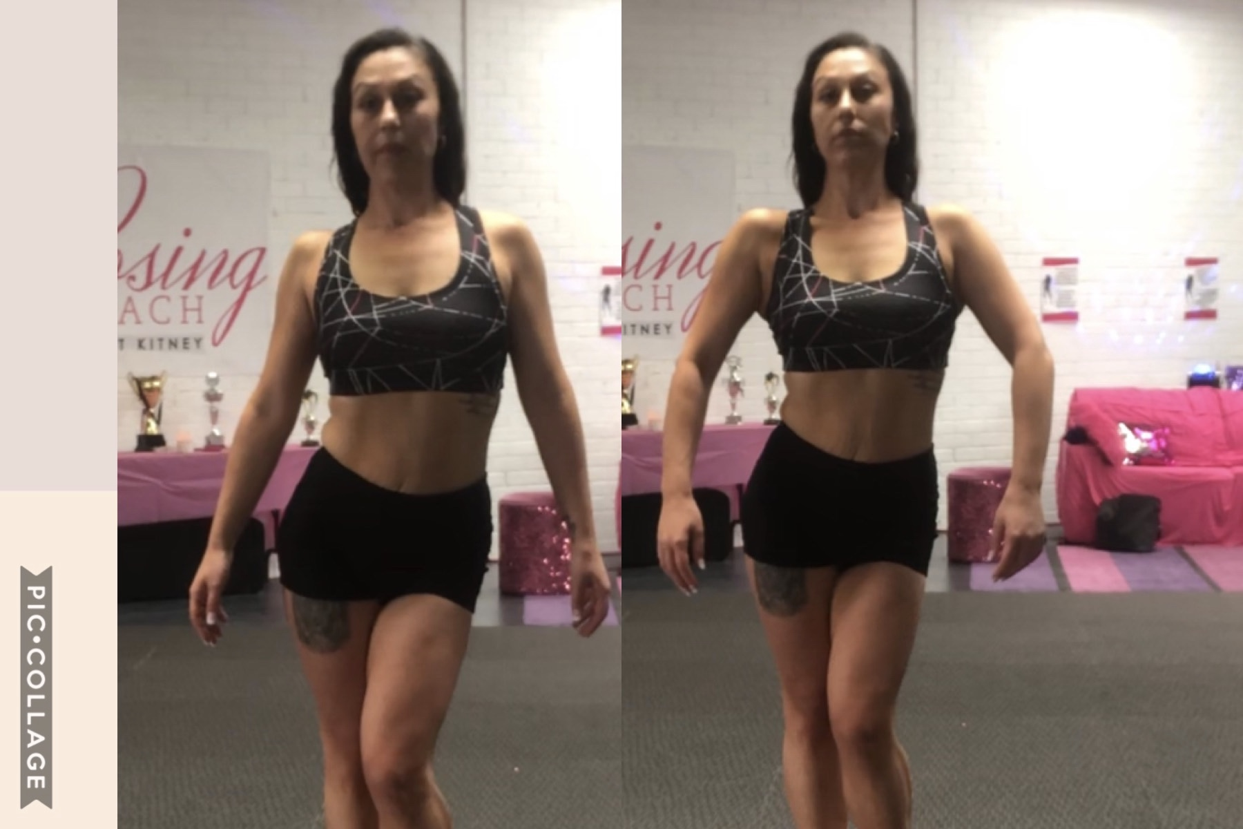 WBFF Posing Coaching Melbourne Sydney Bikini Fitness