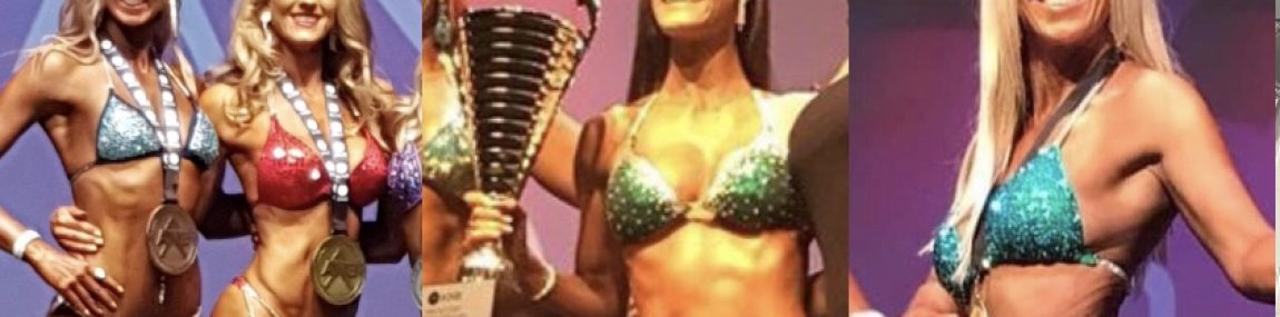 ANB Bikini Fitness Figure Posing Results