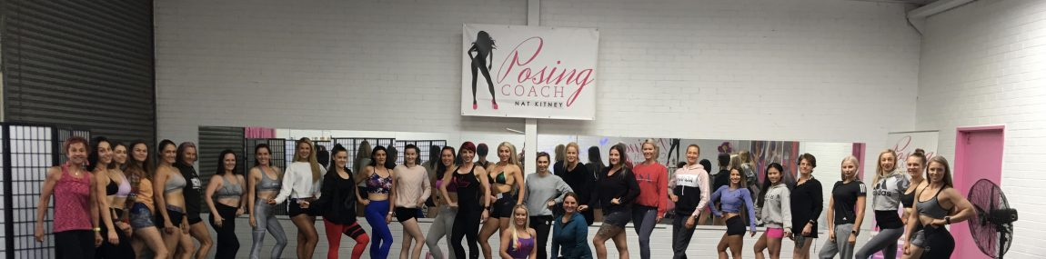 ICN Posing Workshop Class Bikini Fitness Figure Models