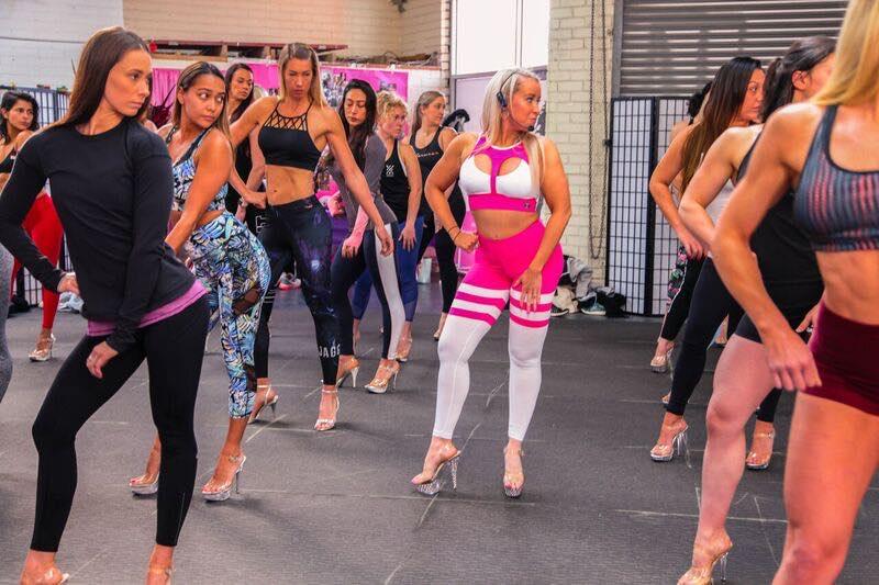 ANB Bikini Fitness class