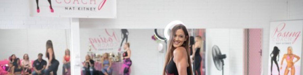 NPC IFBB Bikini Posing Tips