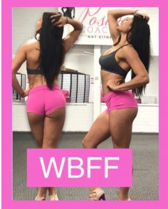world beauty fitness fashion pose