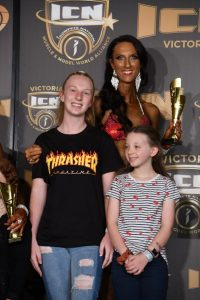 parent category for body builders tasmania