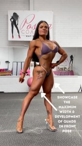 Category rules to show posing
