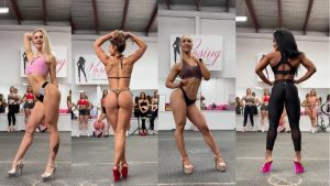 Poses for wbff from coach