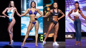 Poses for icn sports bikini fitness models